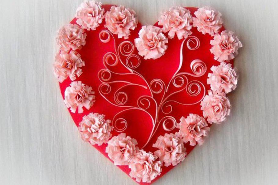 Валентинки как открытки, днем республики