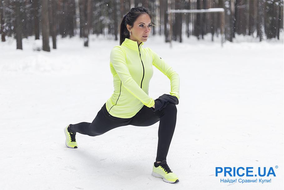 Зимняя тренировка: как одеваться?