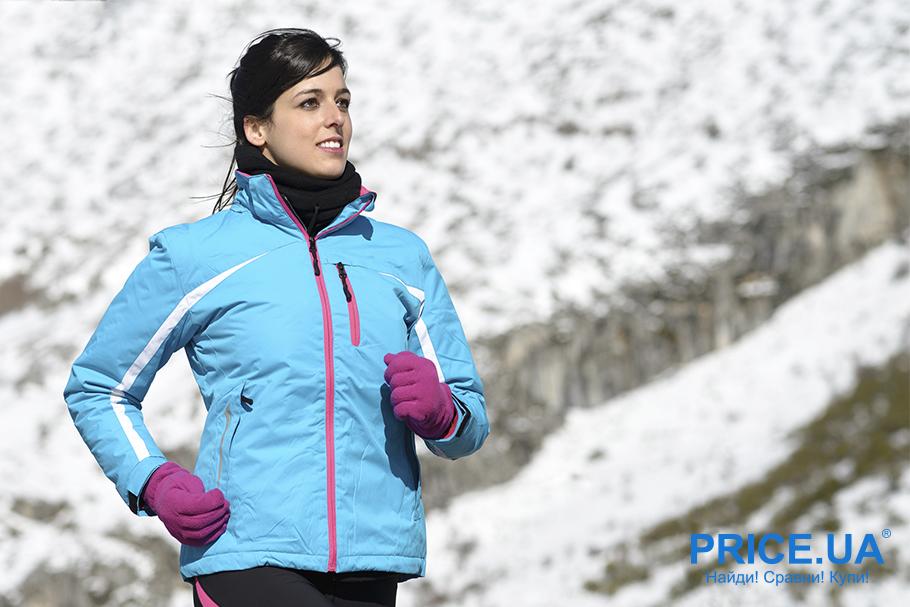 Зимняя тренировка: самое важное - многослойность