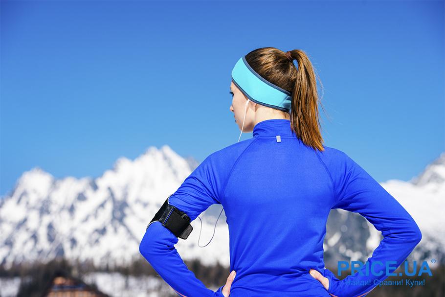 Как правильно одеться на зимнюю тренировку?