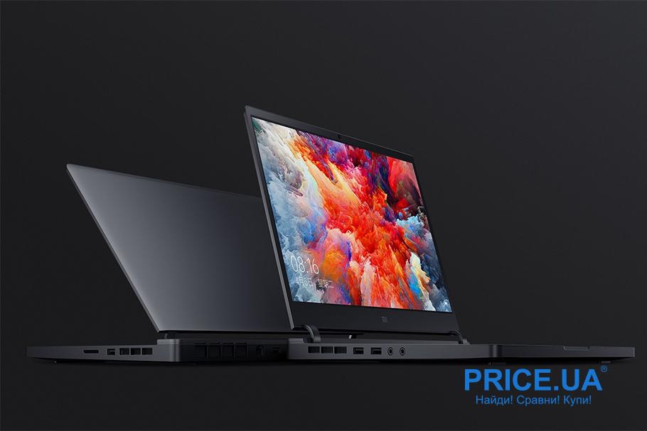 Рейтинг самых классных ноутбуков Xiaomi. Mi Gaming Laptop