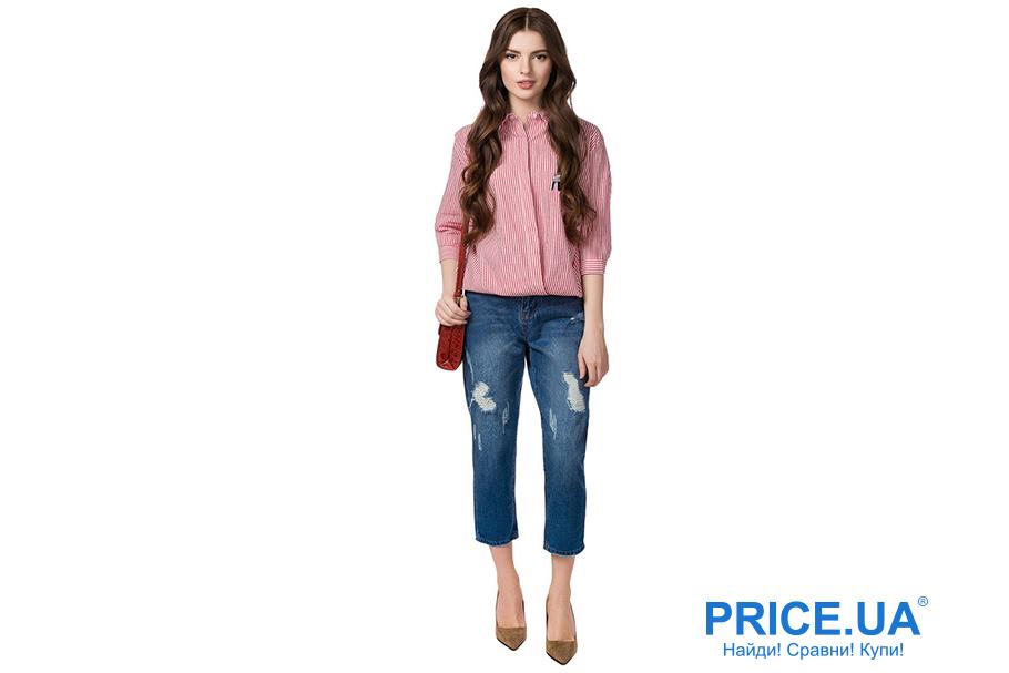 Какие джинсы купить: модные тренды весны 2019. Укороченные джинсы