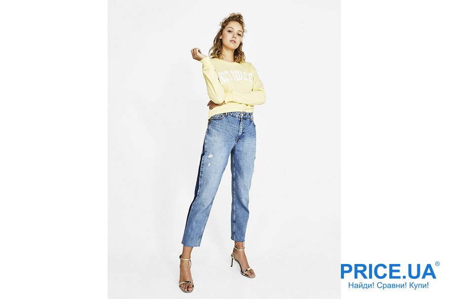 Какие джинсы купить: модные тренды весны 2019. Mom