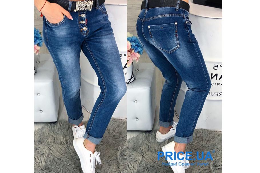 Какие джинсы купить: модные тренды весны 2019. Бойфренды