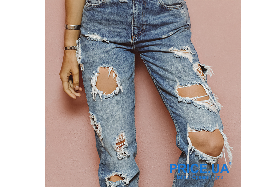 Какие джинсы купить: модные тренды весны 2019. Рваные