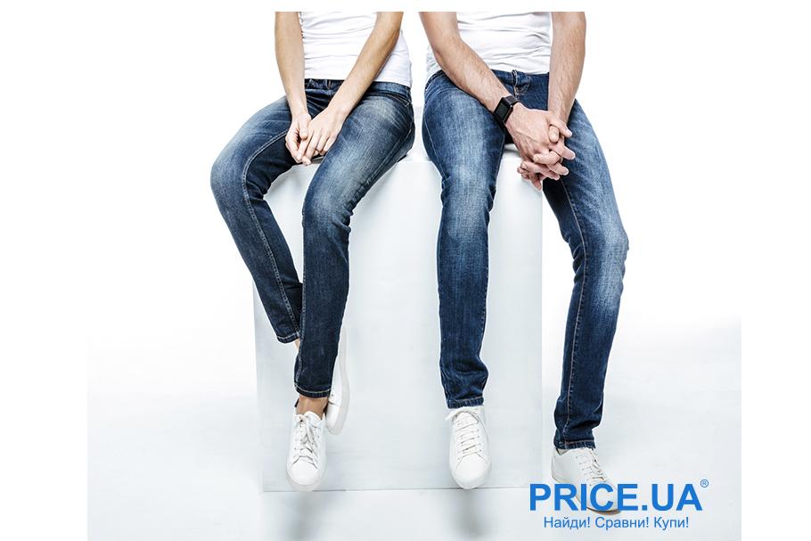 Какие джинсы купить: модные тренды весны 2019. Прямые джинсы