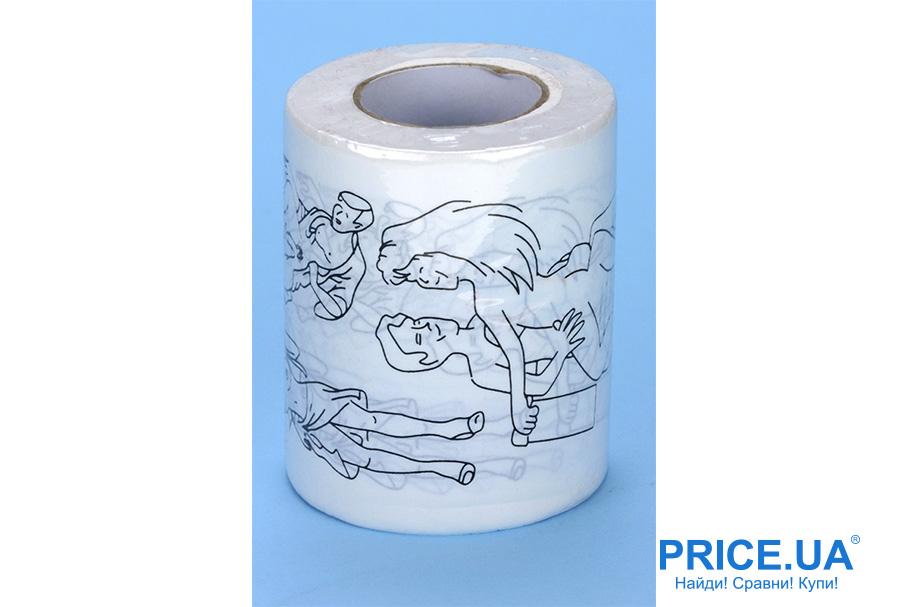 """""""Дурацкие""""подарки на день Дурака: 1 апреля.Туалетный рулон """"Камасутра"""""""