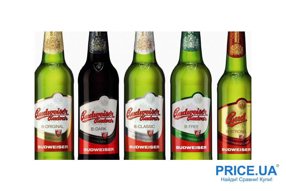 История торговой марки Budweiser: в чем разница американской и чешской версии