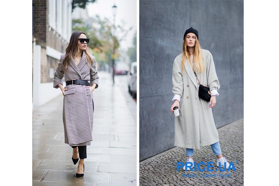 Пальто 2019: весенние тренды. Макси