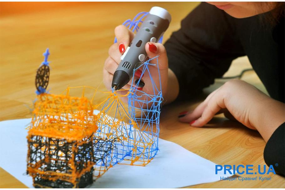 """Советы по выбору 3D-ручки. """"Холодные"""" или """"горячие"""""""