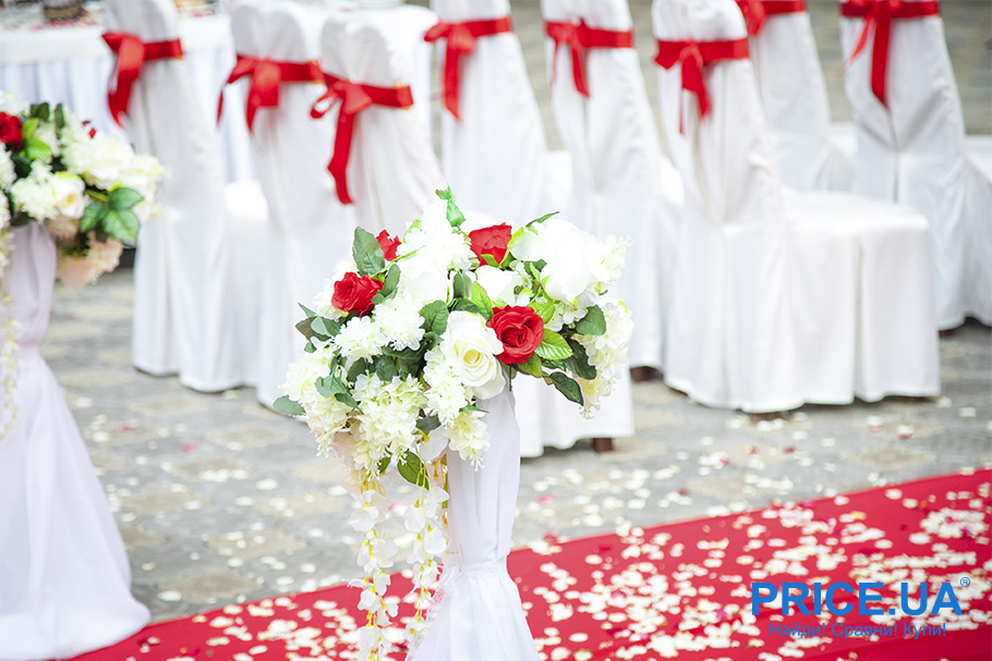 Трендовые оформления свадьбы 2019.Маковый