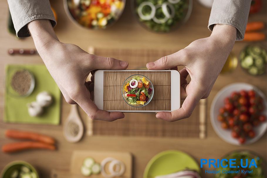 """Советы, как начать есть здоровую пищу. Фотографируем еду """"до"""""""