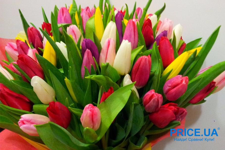 Ликбез по выбору цветов на 8 Марта. Букет для мамы