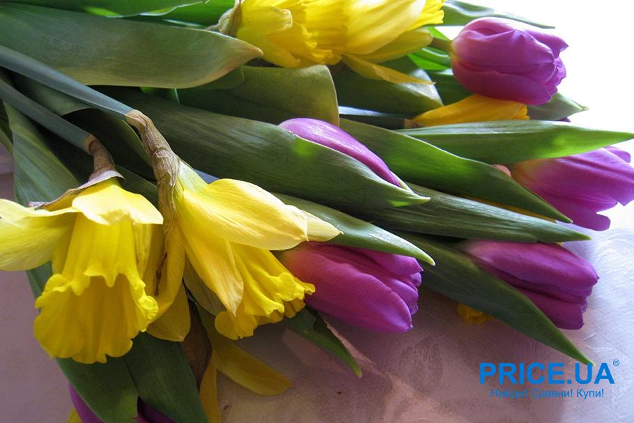 Ликбез по выбору цветов на 8 Марта. Букет коллеге