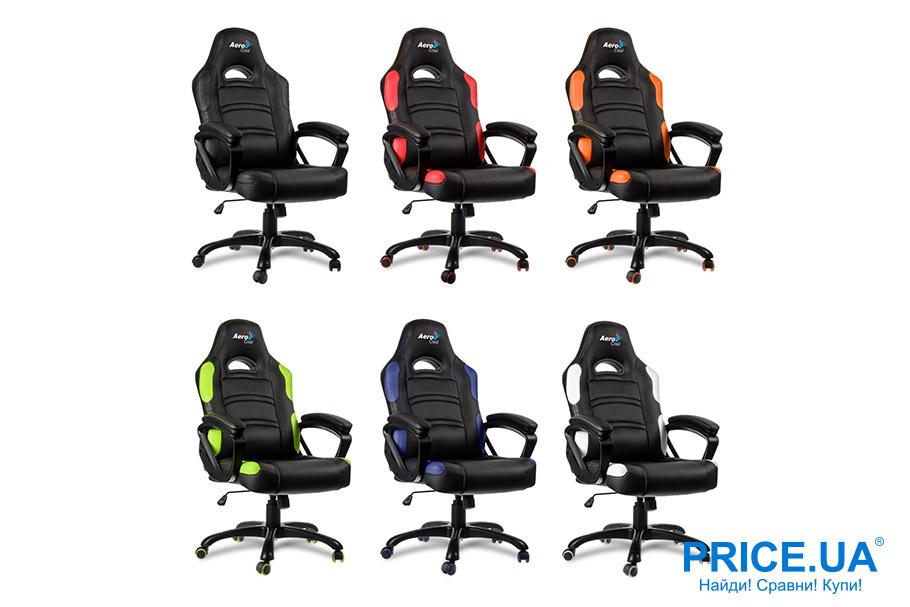 Как выбрать классное геймерское кресло? Модели