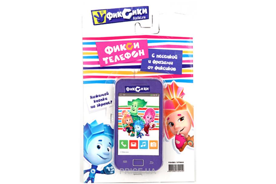 Самые интересные игрушки-девайсы для детей-гиков. Фиксики Телефон G