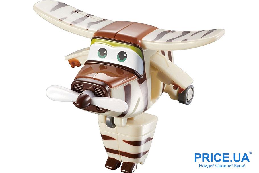 Самые интересные игрушки-девайсы для детей-гиков. Трансформер Auldey Super Wings Bello
