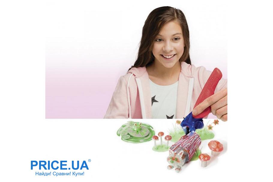 Самые интересные игрушки-девайсы для детей-гиков. 3D-маркер