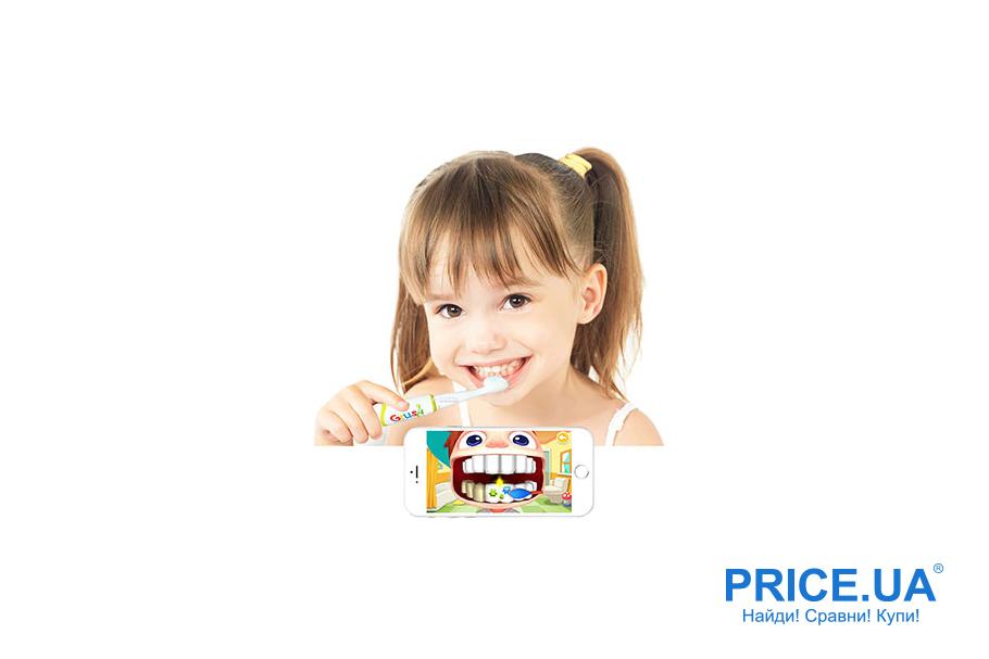 Самые интересные игрушки-девайсы для детей-гиков. Умная зубная щетка