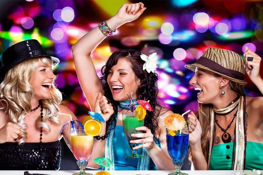 Смешные картинки отдых в клубе, торт шары