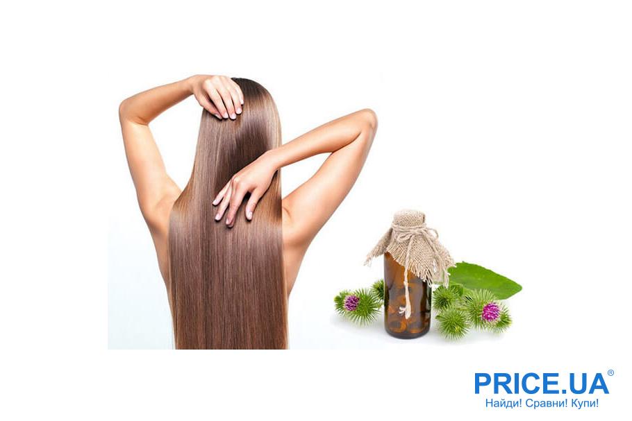 Чтобы волосы блестели: масла и маски