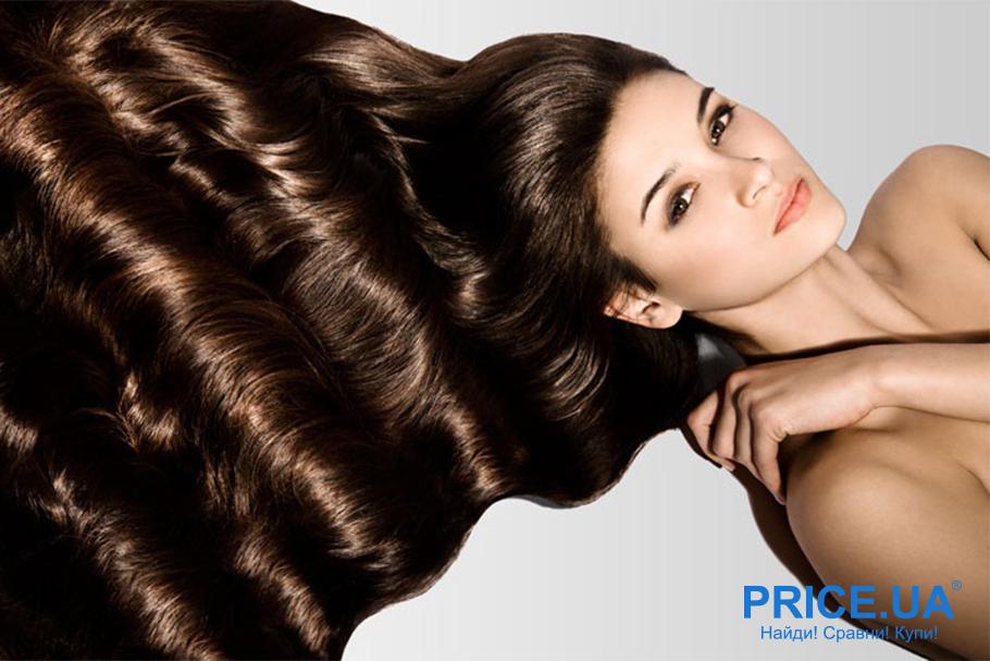 Чтобы волосы блестели: спрей