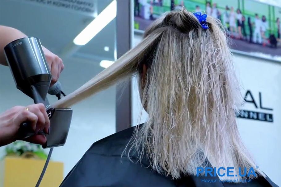Востребованные бьюти-процедуры для оздоровления волос. Окрашивание Airtouch