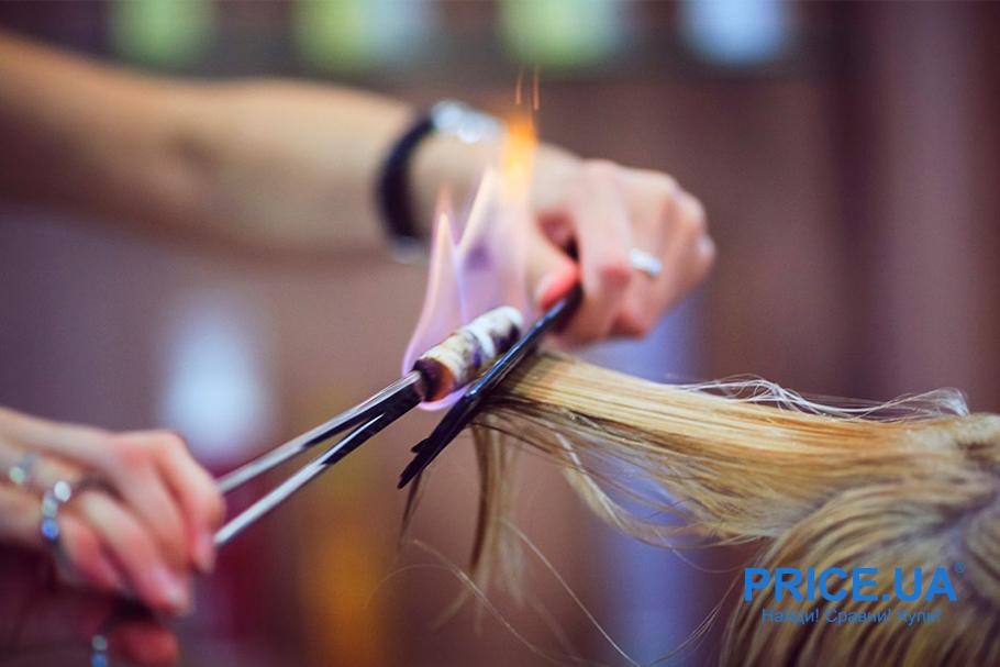Востребованные бьюти-процедуры для оздоровления волос. Fire сut