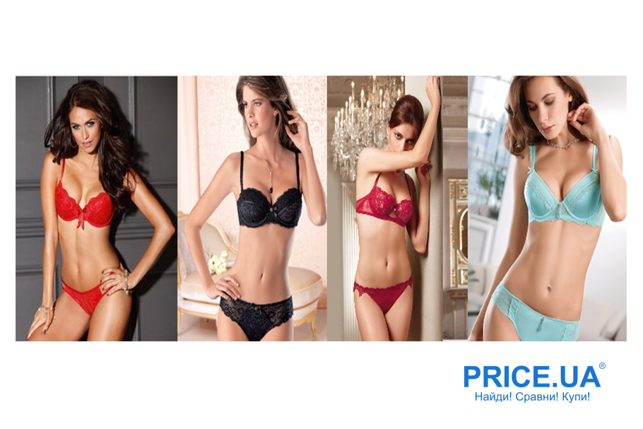 Нижнее белье для возлюбленной к 8 марта: виды моделей и вопрос цвета