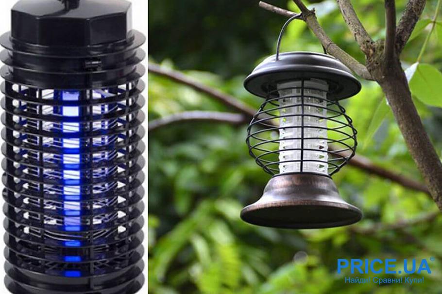 Уничтожитель насекомых - ловушка для комаров