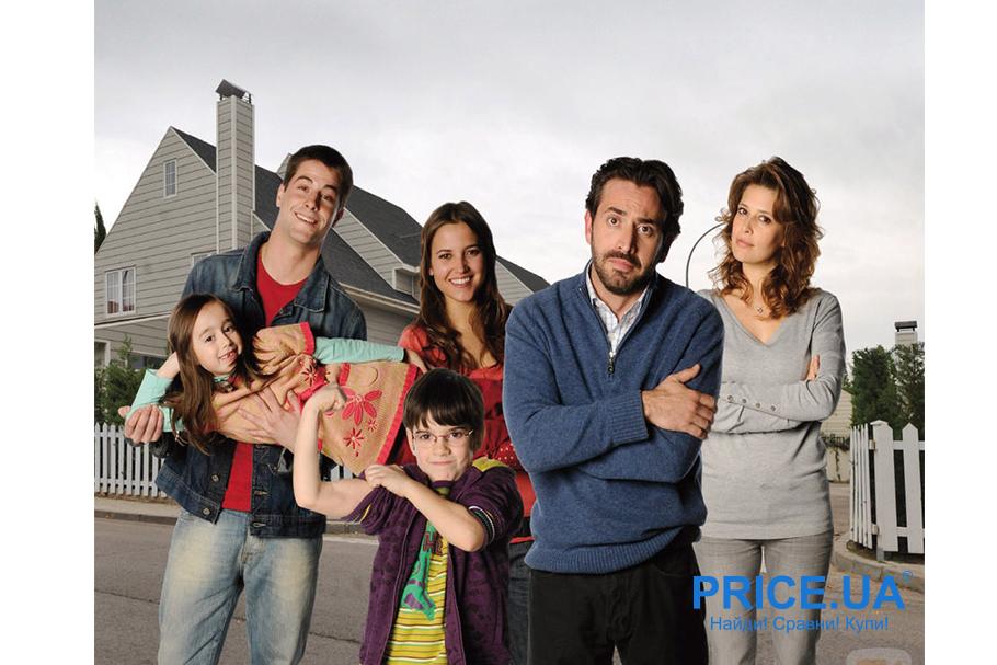 Пять лучших испанских сериалов про подростков. Защищенные (Los Protegidos, 2010)