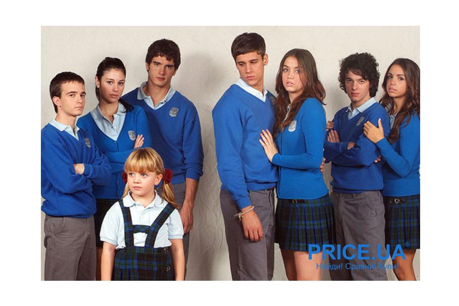 Пять лучших испанских сериалов про подростков. Черная лагуна (El internado. Laguna Negra, 2007)