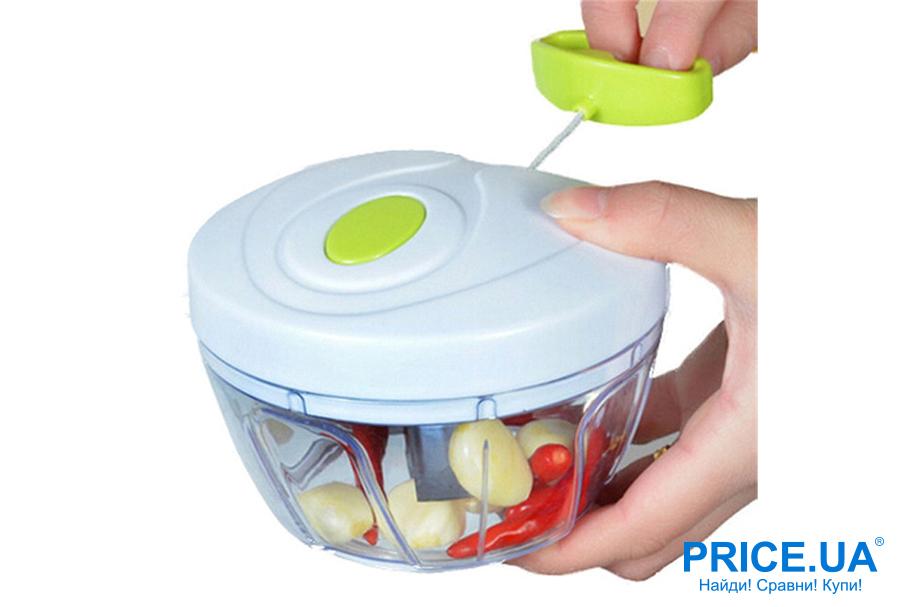 Самые практичные штуки для кухни с Алиэкспресса. Топ-20. Измельчитель овощей