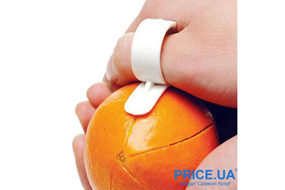 Самые практичные штуки с Алиэкспресса. Топ-20. Штука для чистки апельсинов