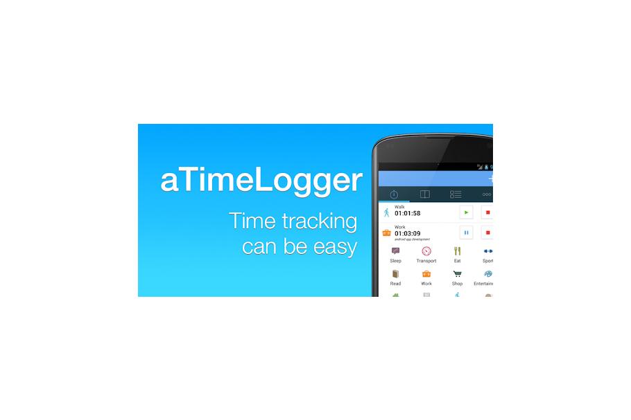 Лучшие приложения по организации времени. aTimeLogger — Time Tracker