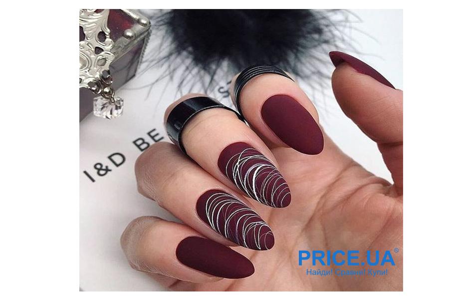 Весенний дизайн ногтей: что в топе? Паутинка