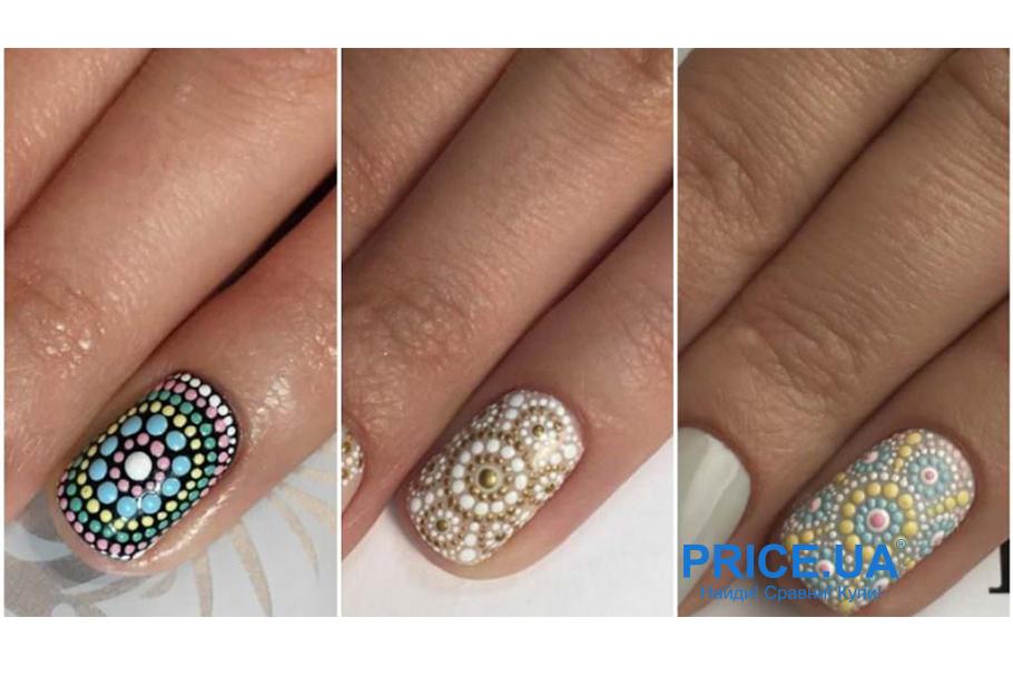 Весенний дизайн ногтей: что в топе? Этностиль