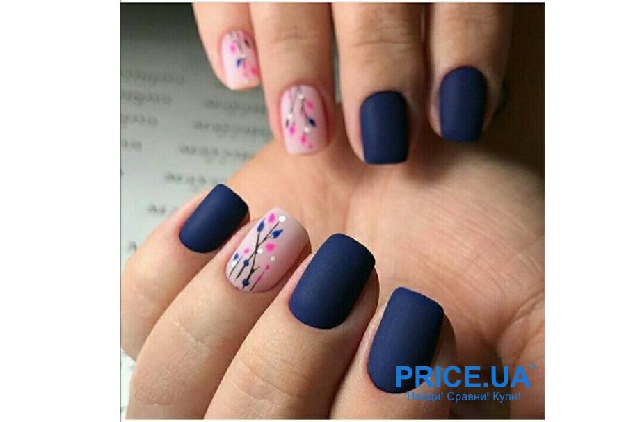 Весенний дизайн ногтей: что в топе?Двухцветность