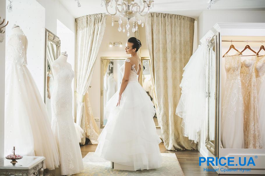 Свадебная мода 2019: тренды. А-образный силует
