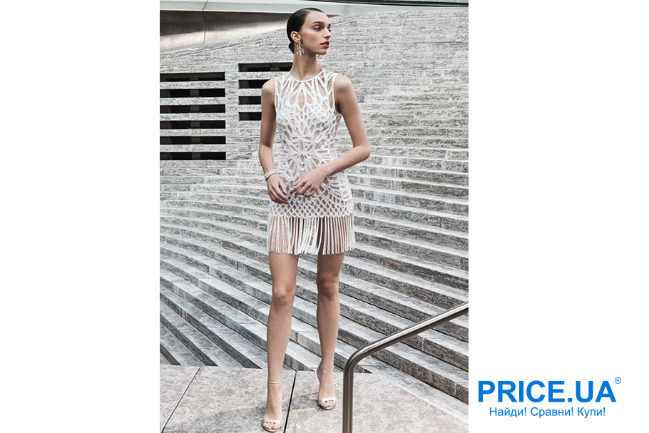 Свадебная мода 2019: тренды. Мини-платья
