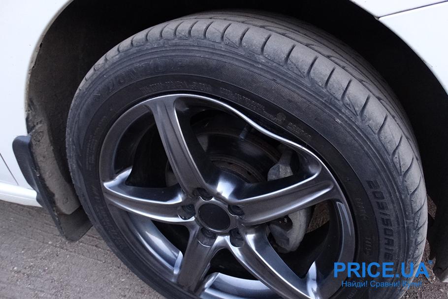 Цена ремонта авто после ДТП из-за выбоины