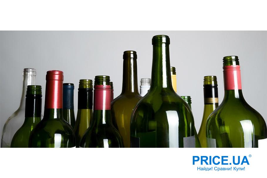 Как выбрать хорошее вино на 8 марта.  Толщина стекла