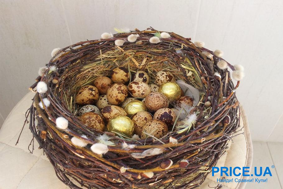 Пасха. Как украсить дом к празднику? Праздничные гнезда