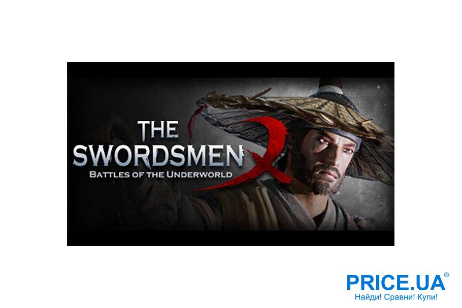 Десятка лучших игр с Плеймаркета - бесплатных! The Swordmen X