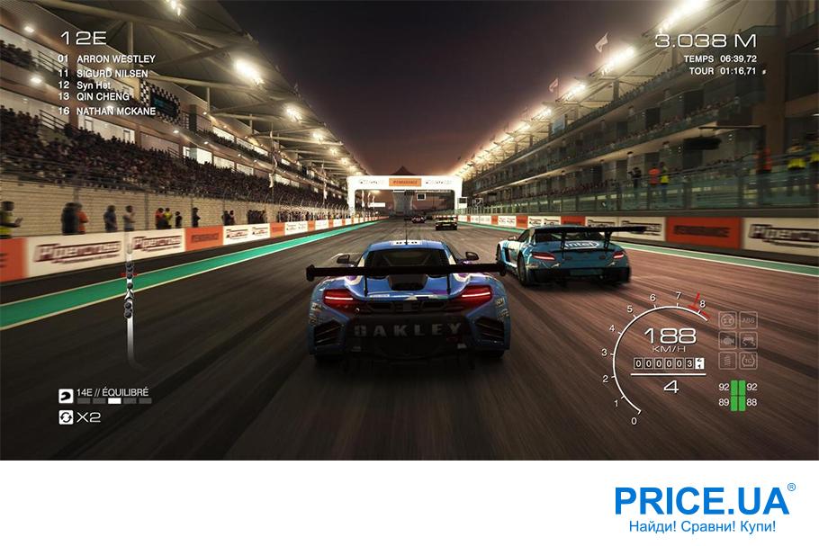 Десятка лучших игр с Плеймаркета - бесплатных! Grid autosport