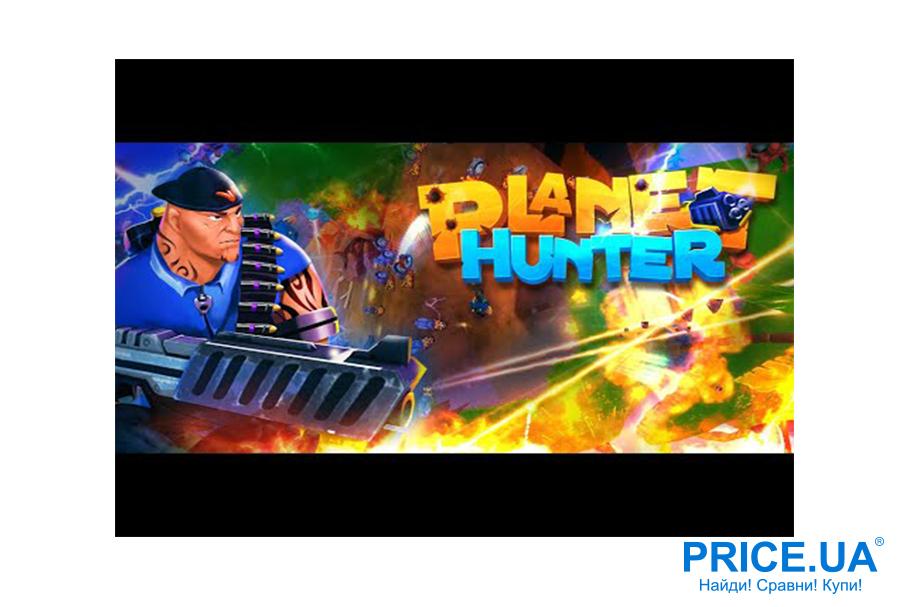 Десятка лучших игр с Плеймаркета - бесплатных! Planet hunter