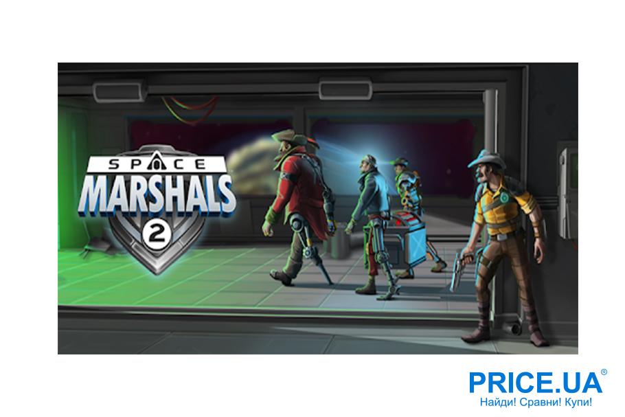 Десятка лучших игр с Плеймаркета - бесплатных! Space Marshals 2