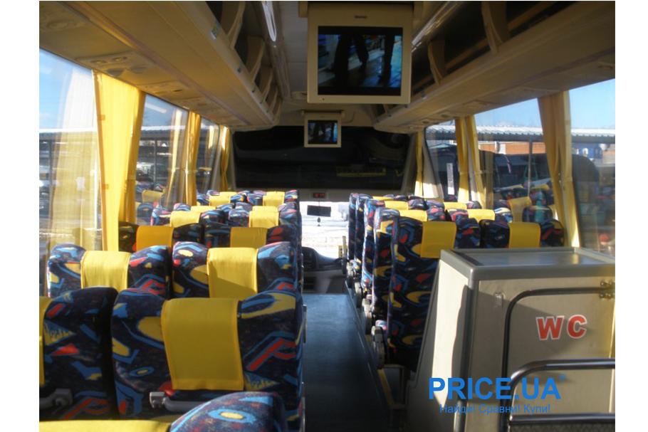 Безопасно путешествовать автобусом: советы. Не выбирайте старые автобусы