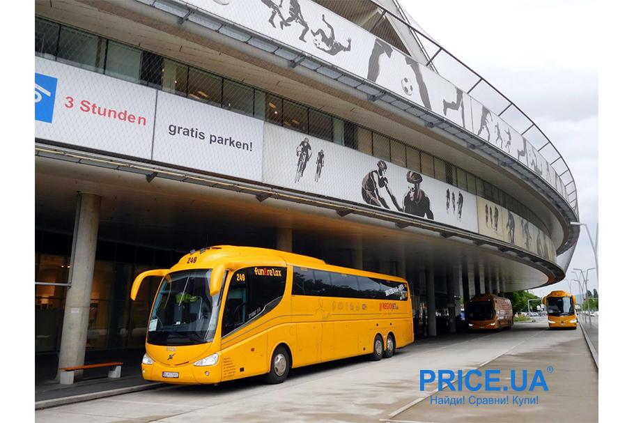 Безопасно путешествовать автобусом: советы.  Следите за временем на остановках