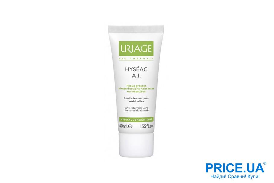 Price.ua рекомендует: лучшие средства для умывания лица. Uriage Hyseac (Урьяж Исеак)